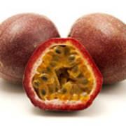 Passion Fruits Art Print