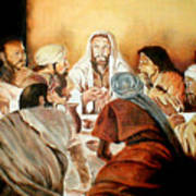 Passover Art Print