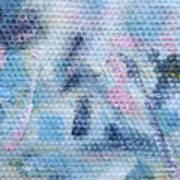 Pastel Promontory Art Print