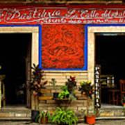 Pastileria Art Print