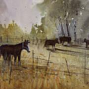 Pastoral Art Print