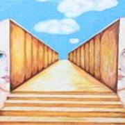 Path Of Unity Art Print