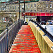 Path To Ellicott City Art Print