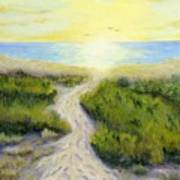 Path To Serenity Art Print