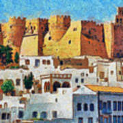 Patmos Art Print