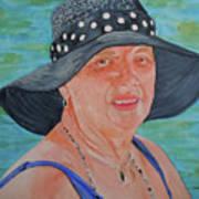 Patricia Art Print