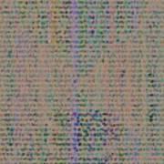Pattern 102 Art Print