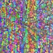 Pattern 103 Art Print