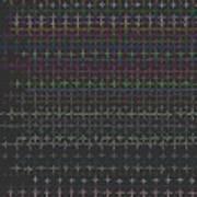 Pattern 105 Art Print