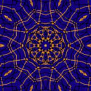 Kaleidoscope 840 Version 2 Art Print