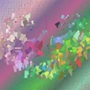 Pattern 121 Art Print