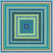 Pattern 122 Art Print