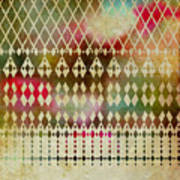Pattern 181 Art Print