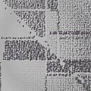 Pattern 55 Art Print