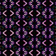 Pattern 58 Art Print