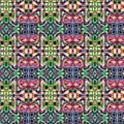 Pattern 8326 Art Print