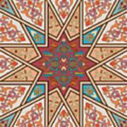 Pattern Art 005 Art Print