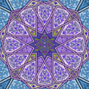 Pattern Art 006 Art Print