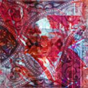 Pattern Art 015 Art Print