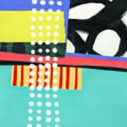 Pattern Grid #2 Art Print