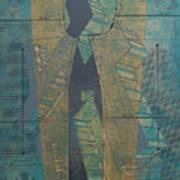Patterns Series Number Seven Art Print