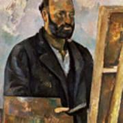Paul Cezanne (1839-1906) Art Print