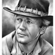 Paul Hogan Art Print