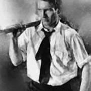 Paul Newman By John Springfield Art Print