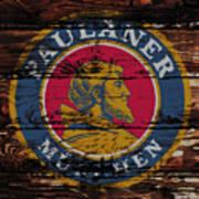 Paulaner Beer Sign 1a Art Print