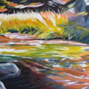 Paulina Creek Art Print