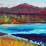 Payette River Idaho Art Print