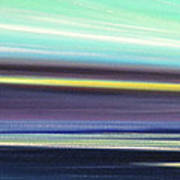 Peace Is Colorful - Panoramic 2 Art Print