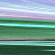Peace Is Colorful 3 - Panoramic Art Print