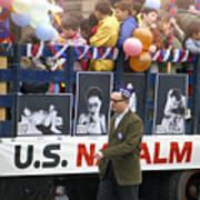 Peace March 1967 Art Print