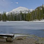 Peaceful Rocky Mountain National Park Art Print