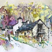 Peak District 09 B Art Print