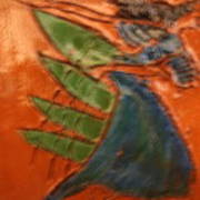 Peals -  Tile Art Print