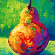 Pear II Art Print