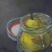 Pear Jam Art Print