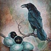 Pearl Of Wisdom Art Print