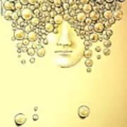 Pearls Of Wisdom Art Print by Paulo Zerbato