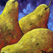 Pears For You Art Print