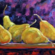 Pears Mioummmmmmmmmm Art Print