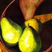 Pears No 1 Art Print