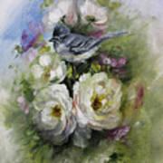 Penelope's Flycatcher Art Print