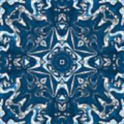 Pennsylvania Dutch Kaleidoscope Art Print