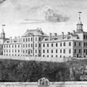Pennsylvania Hospital, 1755 Art Print