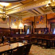 Pennsylvania Supreme Court  Art Print