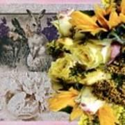 Penny Postcard Easter Art Print