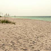 Pensacola Beach 2 Panorama - Pensacola Florida Art Print